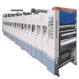 double faced corrugated machine